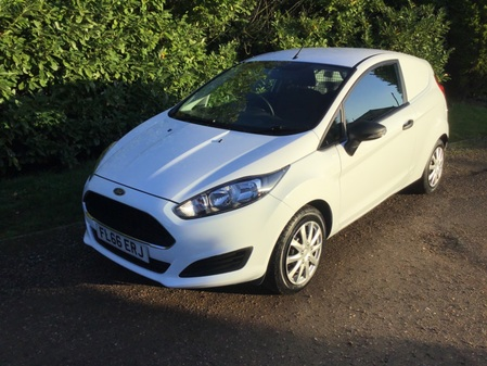 FORD FIESTA BASE TDCI AIR-CON
