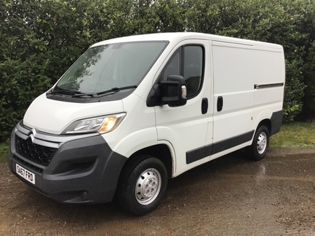CITROEN RELAY 30 L1H1 ENTERPRISE BLUEHDI